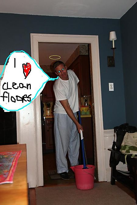Daddy o cleanliness