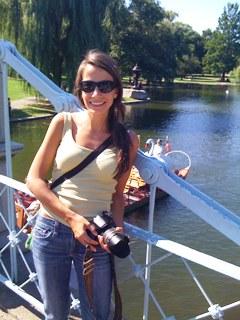 Me the tourist