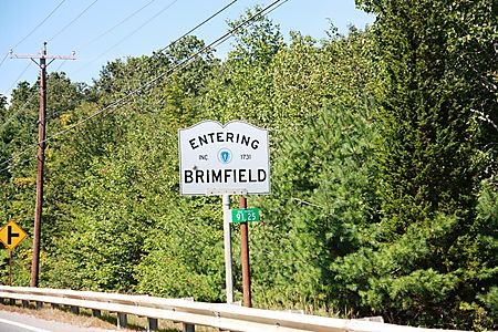 Brimfield sign
