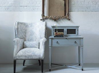 Wessex wing chair