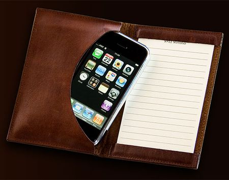 Iphone pocket journal
