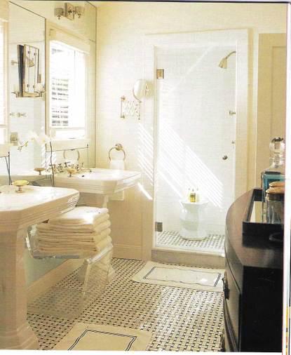 Elle Decor Blog: {the Blog}: Bathrooms